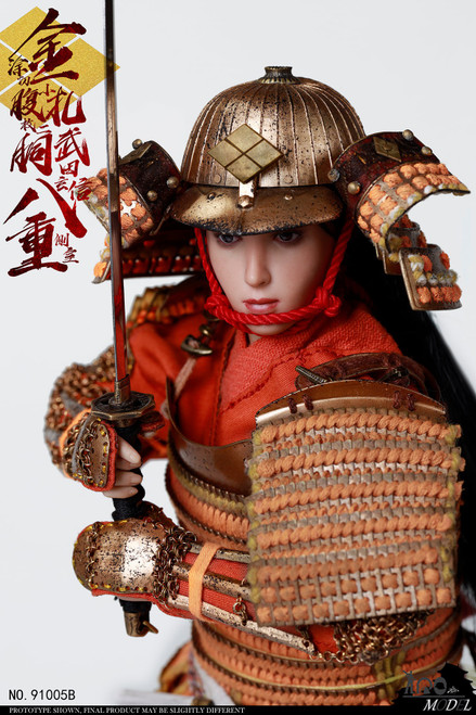 [IQO-91005B] IQO Model 1/6 Takeda Shingen Sideroom Badong Deluxe Version