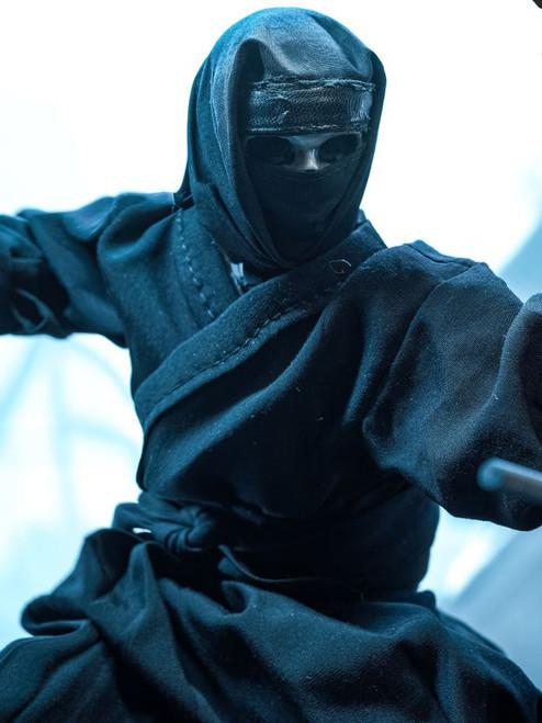 [ESS-001A] Ed Star 1/6 Undead Ninja Army Black Version