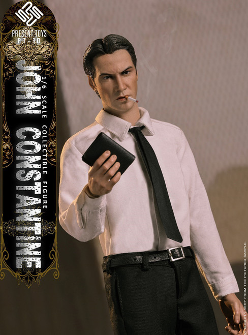 [PST-SP10] 1/6 Hell Detective Figure by Present Toys