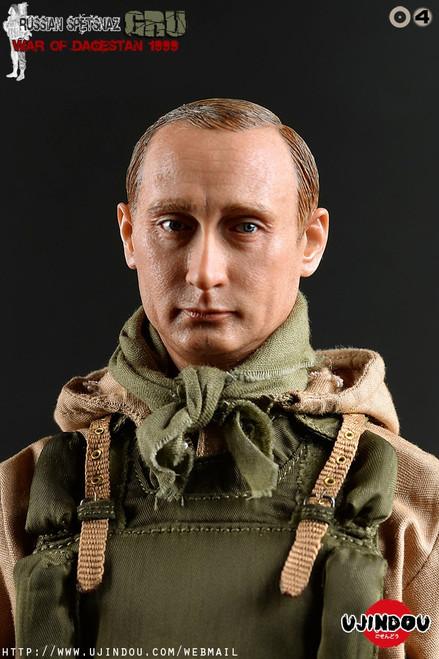 [UD-9004] UJINDOU 1/6 Russian Spetsnaz GRU War of Dagestan Figure
