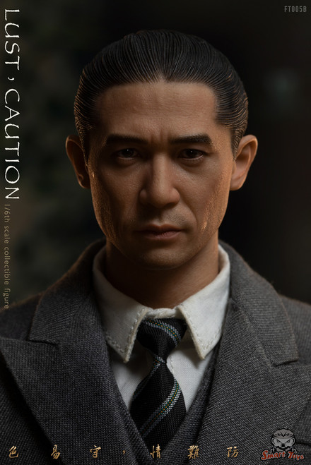 [STY-FT005B] SmartToys 1:6 Caution Tony Action Figure