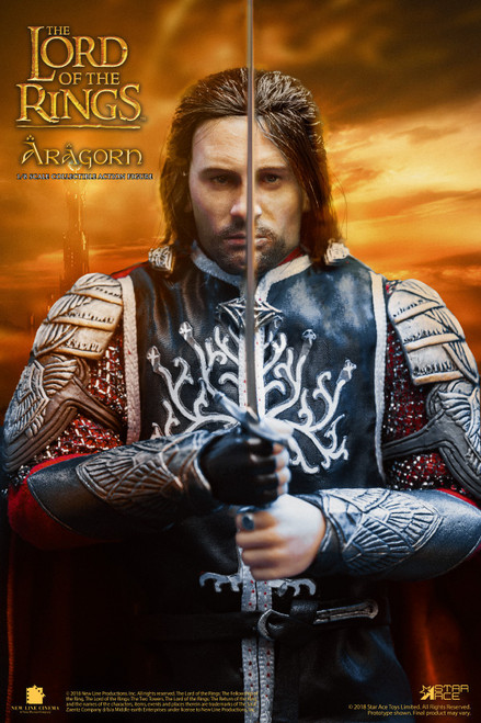 [SA-8017B] Star Ace 1:8 The Lord of The Rings Aragorn 2.0 Normal