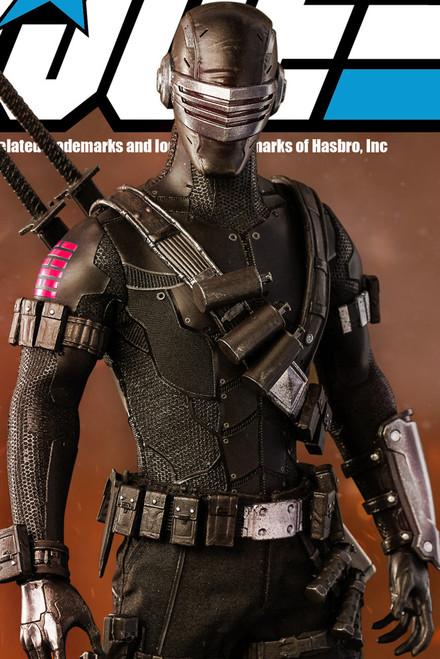 [3A-3Z0215] threeA Zero G.I. Joe Snake Eyes 1/6 Collectible Figure