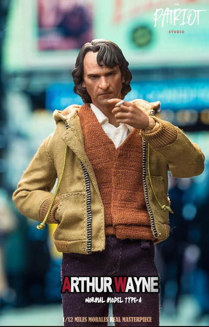 [PA-001] Patriot Studio 1/12 Arthur Wayne Figure