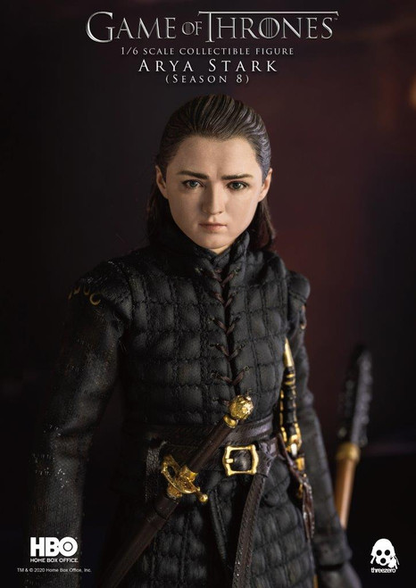 [3A-3Z0143] threeA Zero Game of Thrones Arya Stark Season 8 1/6 Collectible Figure