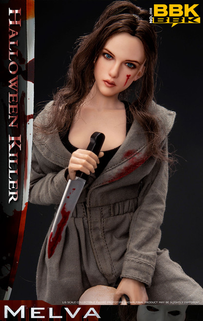 1/6 Halloween Killer Female Figure [BBK-008]
