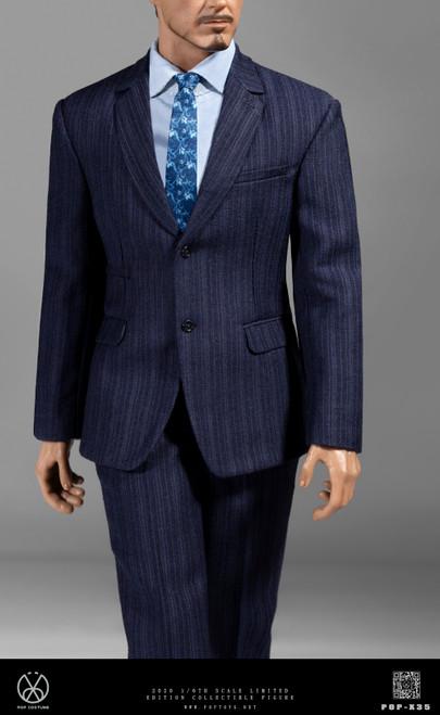 1:6 POP Toys Couture Version Arms Dealer Tony Suit [POP-X35]