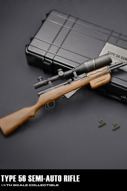 General 1/6 Scale Type 56 Semi-Auto Rifle [GA-007]