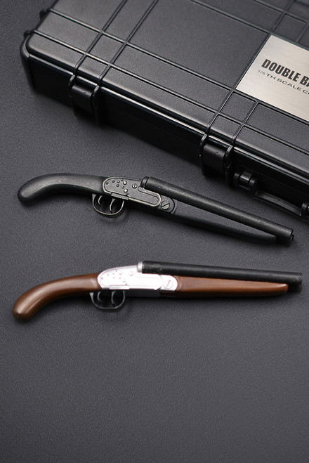 General 1/6 Scale Double Barreled Shotgun [GA-008]