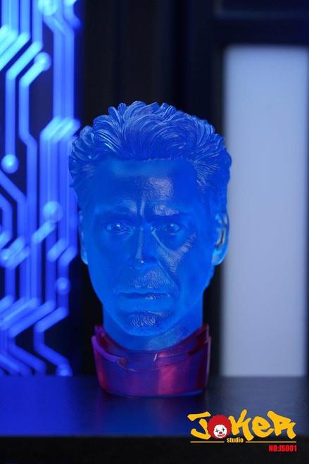 Joker Studio 1:6 Blue Head [JS-001]