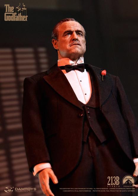 Dam Toys 1/6 The Godfather Vito Corleone Figure [DMS032]