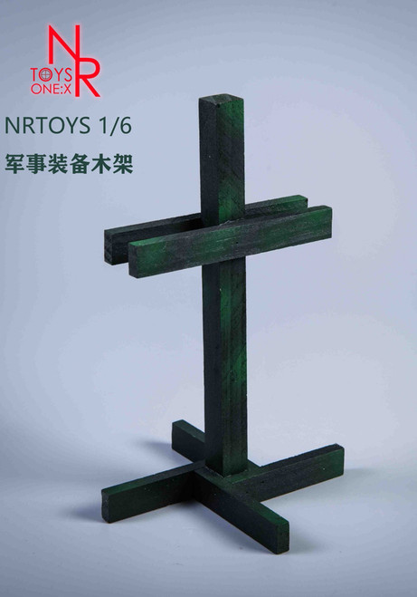 1/6 Scale NR Toys Green Military Rack [NR-033A]