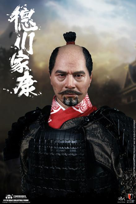 1/6 COO Model Shogun Tokugawa Ieyasu Standard Version Figure [CM-SE085]