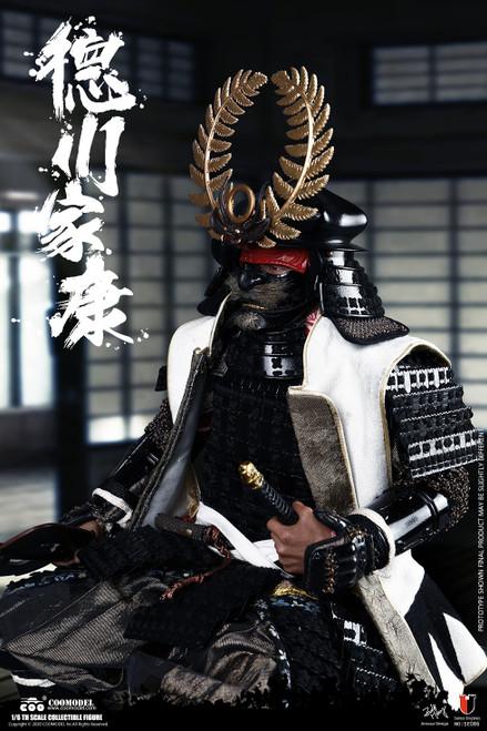 1/6 COO Model Shogun Tokugawa Ieyasu Exclusive Version Figure [CM-SE086]
