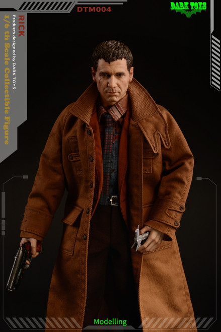 Dark Toys 1/6 Runner Rick DX Deluxe Edition Figure [DTM-004]