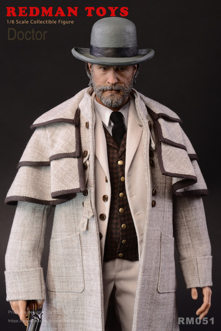 Redman Django Doc 1/6 Collectibles Figures [RMT-051]