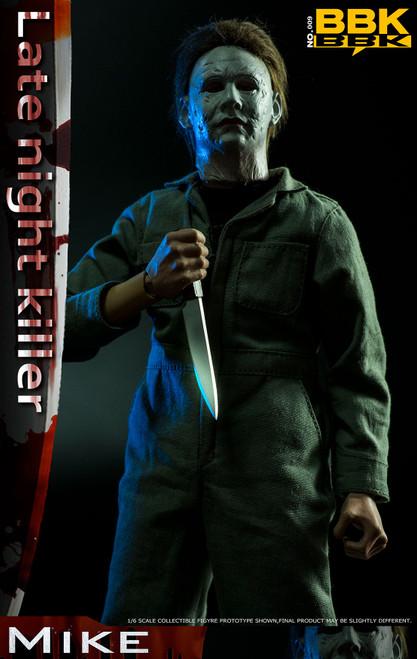 1/6 Halloween Killer Mike Figure [BBK-009]