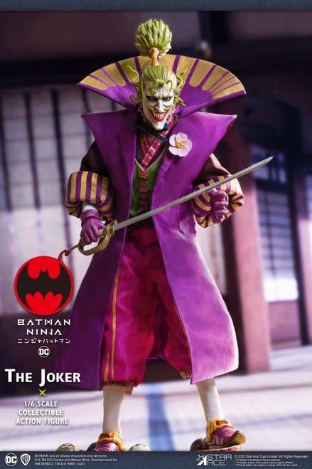 Star Ace 1/6 Joker Batman Ninja Special Version Figure [SA-0079]