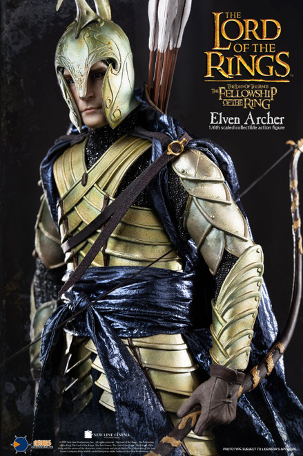 Asmus Toys Elven Archer 1/6 Figure in Lord of the Rings Movie [ASM-LOTR027A]
