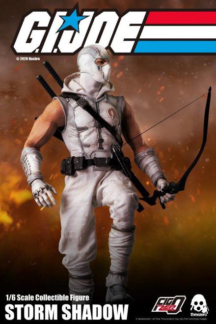 threeA Zero G.I. Joe Storm Shadow 1/6 Collectible Figure [3A-3Z0216]