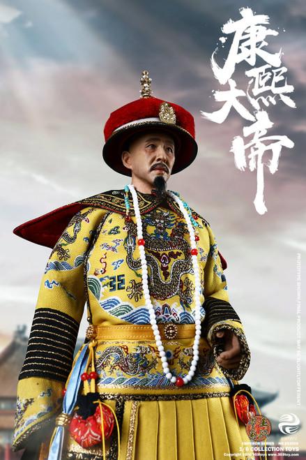 303 Toys 1:6 Kangxi Emperor Brocade & Brass Standard Version Figure [303T-ES3005]