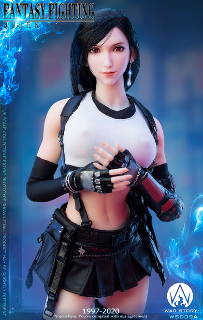 War Story 1:6 Fantasy Fighting Queen Female Figure [WS-009A]
