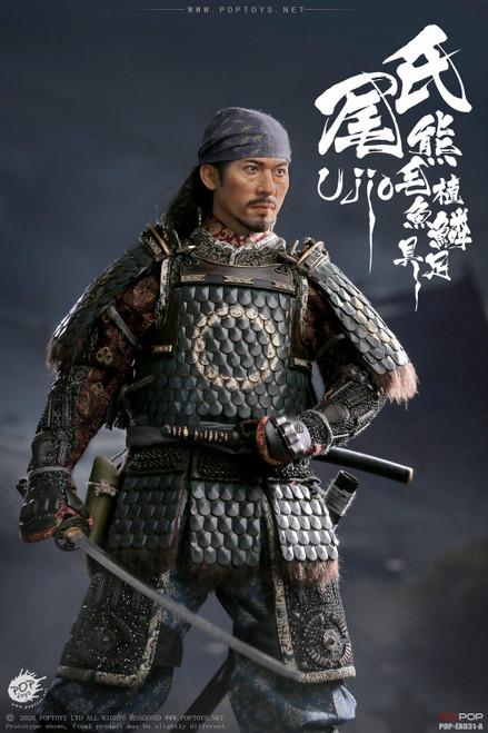Pop Toys 1/6 Brave Samurai UJIO Standard Edition [POP-EX031A]