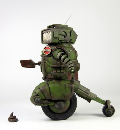 THREEA 2000AD ABC Warriors Ro-Jaws (3A-AD-RJ)