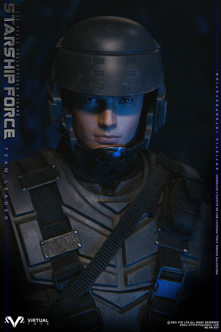Virtual Toys Starship Force Team Leader 1/6 Figure [VTS-VM037]