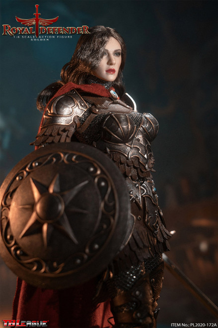 TBLeague Phicen 1/6 Royal Defender-Golden Figure [PL2020-172A]