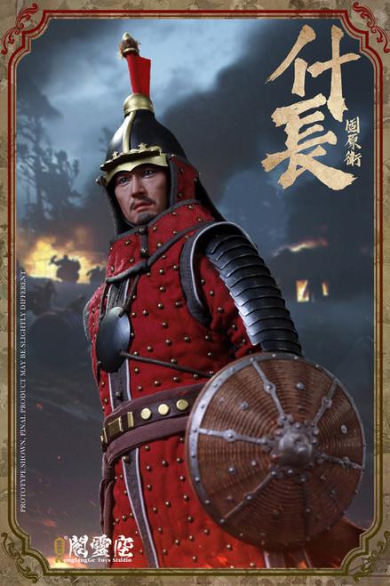 KongLingGe Guyuan Garrison Team Leader of 10 [KLG-R024]