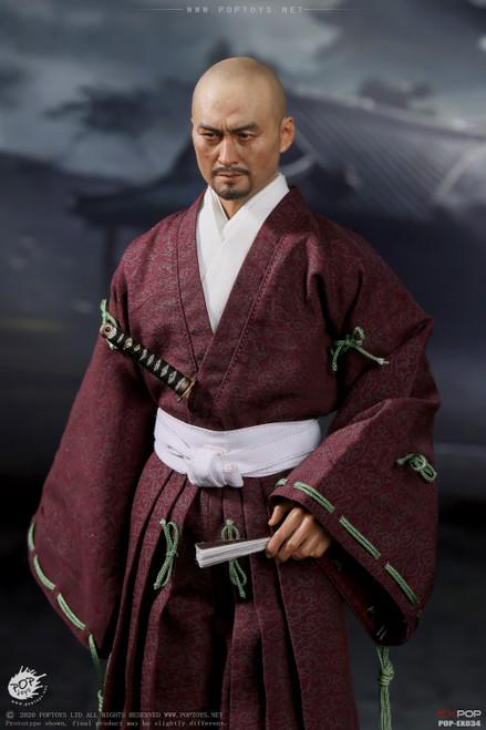 POP Toys Benevolent SamuraiRobes Version Figure [POP-EX034]