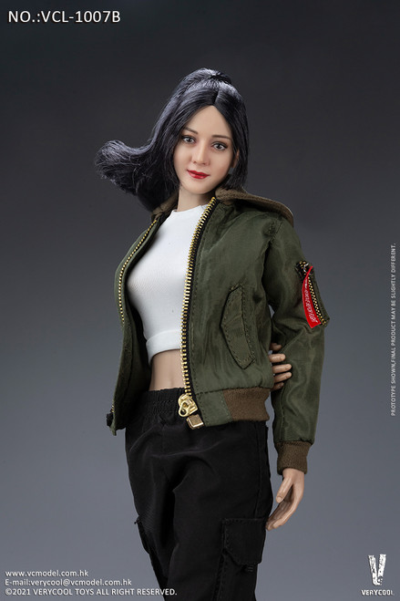 Very Cool 1/6 Girlfriend Fashion Jacket Set [VC-L1007]