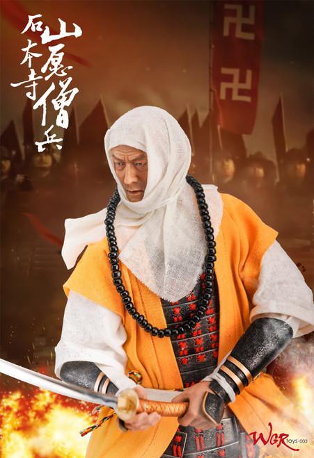 1/6 WGRtoys Warring States Monk Soldiers Figure [WGR-003]