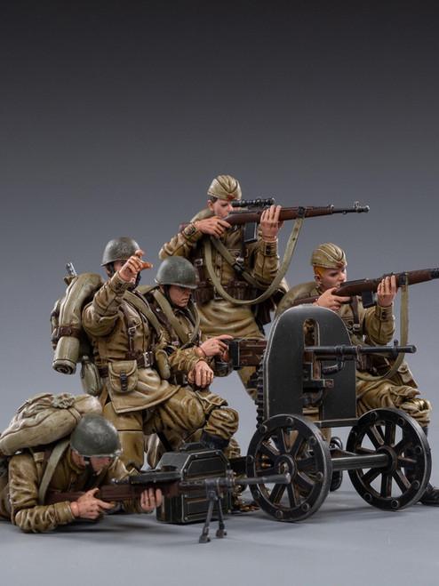 JoyToy 1:18 WWII Soviet Infantry Figure [JT-0838]