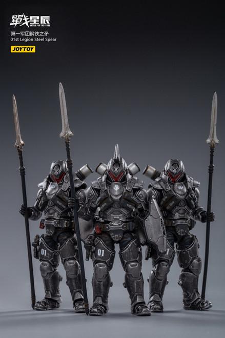 JoyToy 1:18 01st Legion-Steel Spear Figure [JT-0869]