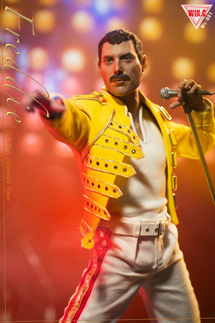 Win.C Studio 1:6 Yellow Jacket Freddie Costume Set [WC-001A]