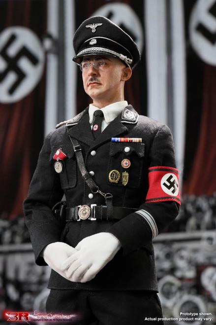 3R DiD 1/6 Heinrich Himmler WWII German Commander of the Schutzstaffel [GM645]