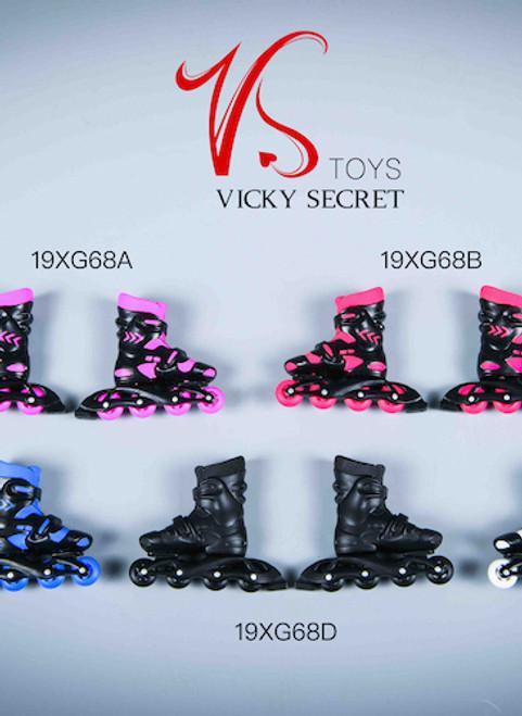 VS Toys 1/6 Female Roller Skates [VST-19XG68]