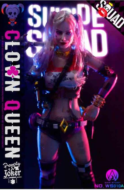 War Story 1:6 Clown Queen Action Figure Normal [WS-010A]