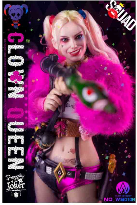 War Story 1:6 Clown Queen Figure Deluxe Edition [WS-010B]