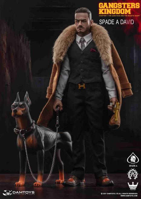 DAM TOYS 1:6 Gangsters Kingdom Spade DAVID Deluxe [DAM-GK022D]