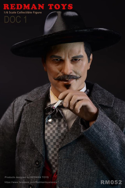 Redman Cowboy Doc 1 1/6 Collectibles Figures [RMT-052]