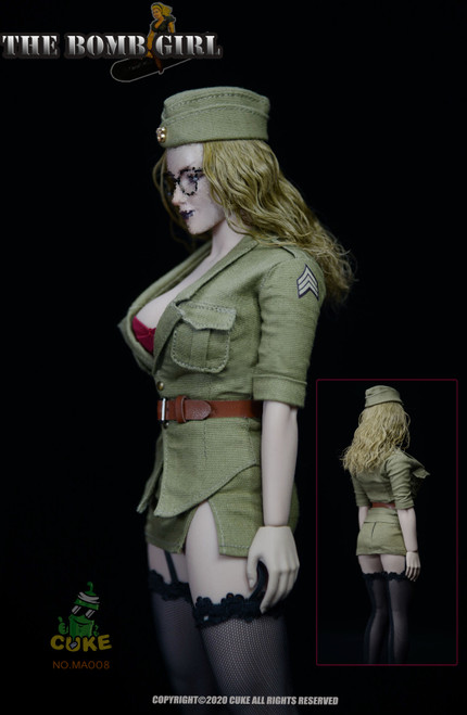 Cuke Toys 1/6 The Bomb Girl Clothing Set [CK-MA008]