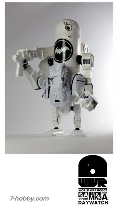 THREEA WWRp Day Watch Bertie MK3 (3A-BERTIE-DA)