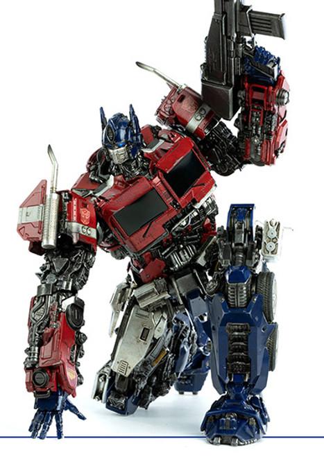threeA Zero Transformers Bumblebee DLX Optimus Prime 11.2 Inch Tall [3A-3Z0159]