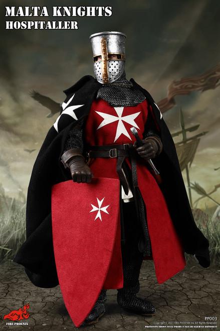 Fire Phoenix 1/6  Malta Knight Hospitaller & Lion Knight Templar [FPN-006]