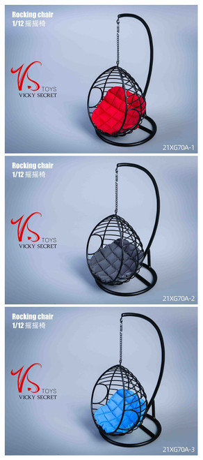 VS Toys 1:12 Swing Chair [VST-19XG70A]