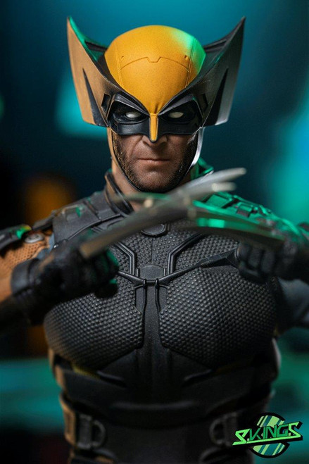 S.KING.S 1/6 Masked Man Head Sculpt [SKS-001]