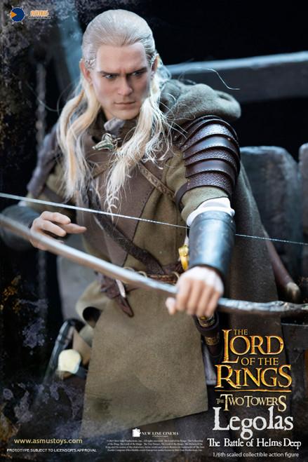 Asmus Toys 1/6 Legolas at Helm's Deep in Lord of the Rings Movie [ASM-LOTR029]